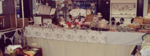 The Pantiles Vintage Fair 2014, Tunbridge Wells