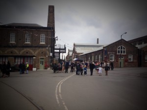 Chatham dockyard, Salute to the 40's